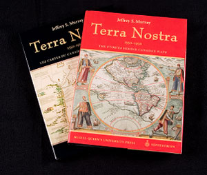 Terra Nostra - early maps of Canada
